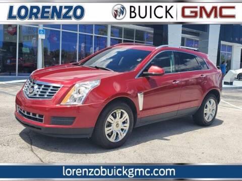2013 Cadillac SRX for sale at Lorenzo Buick GMC in Miami FL