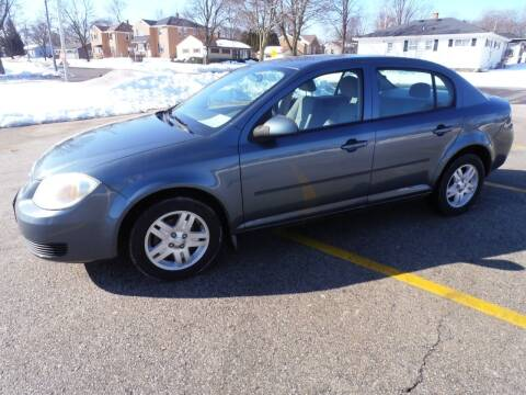 2005 Chevrolet Cobalt for sale at A-Auto Luxury Motorsports in Milwaukee WI