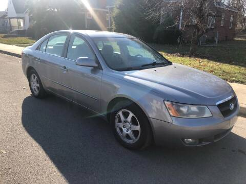 2006 Hyundai Sonata for sale at JE Auto Sales LLC in Indianapolis IN