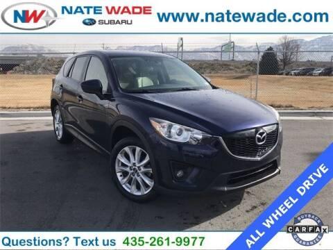 2014 Mazda CX-5 for sale at NATE WADE SUBARU in Salt Lake City UT