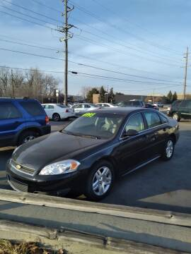 2011 Chevrolet Impala for sale at D and D All American Financing in Warren MI