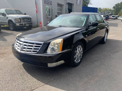 2008 Cadillac DTS for sale at Manchester Auto Sales in Manchester CT