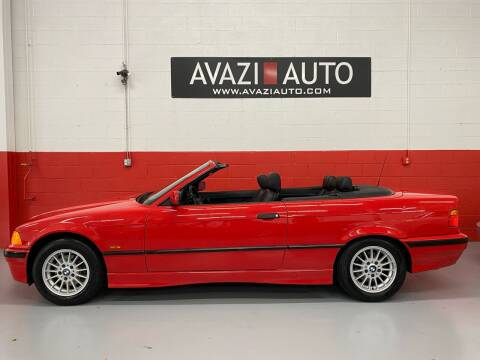 1998 BMW 3 Series for sale at AVAZI AUTO GROUP LLC in Gaithersburg MD