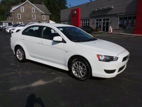 2011 Mitsubishi Lancer for sale at Jeff D'Ambrosio Auto Group in Downingtown PA