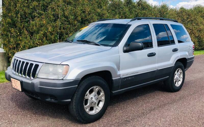 2002 Jeep Grand Cherokee for sale at Geiser Classic Autos in Roanoke IL