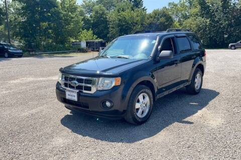 2010 Ford Escape for sale at MICHAEL J'S AUTO SALES in Cleves OH