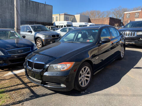 2006 BMW 3 Series for sale at EMPIRE MOTORS AUTO SALES in Philadelphia PA