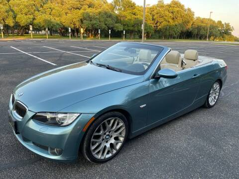 2008 BMW 3 Series for sale at Central Motor Company in Austin TX