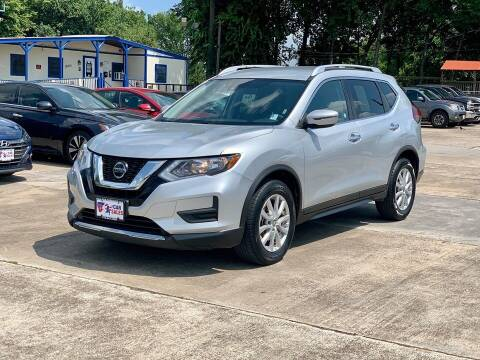 2019 Nissan Rogue for sale at USA Car Sales in Houston TX