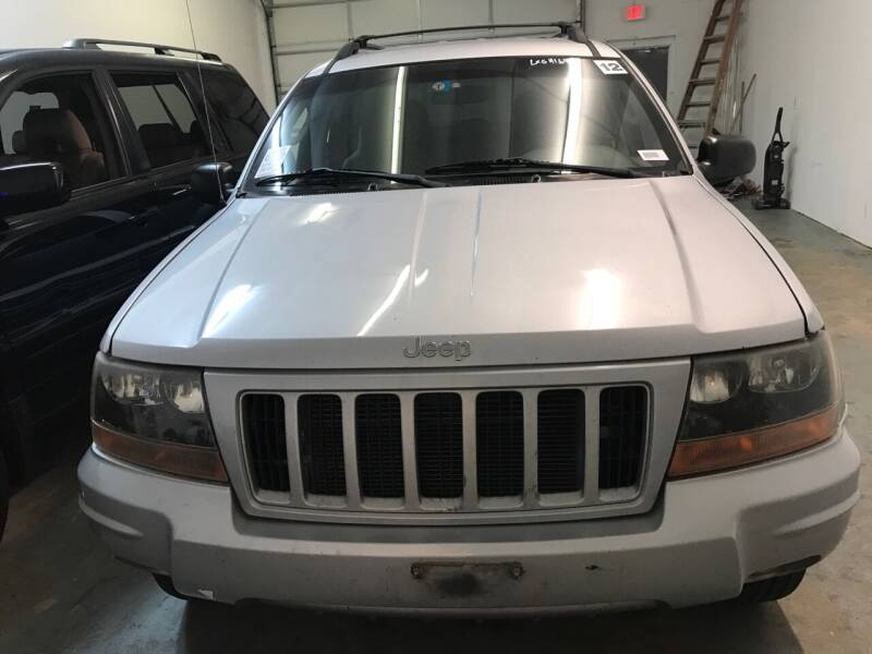 2004 Jeep Grand Cherokee for sale at Affordable Auto Sales in Dallas TX