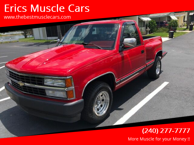 1992 Chevrolet 150 Short Bed