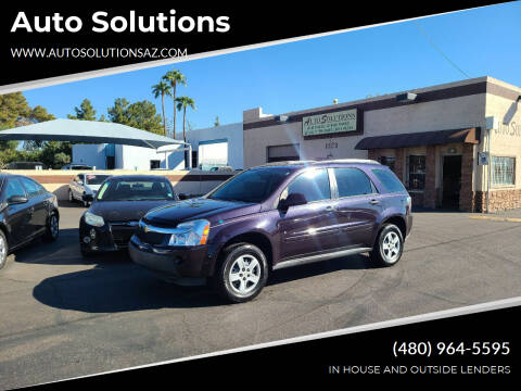 2006 Chevrolet Equinox for sale at Auto Solutions in Mesa AZ