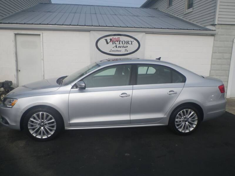 2013 Volkswagen Jetta for sale at VICTORY AUTO in Lewistown PA