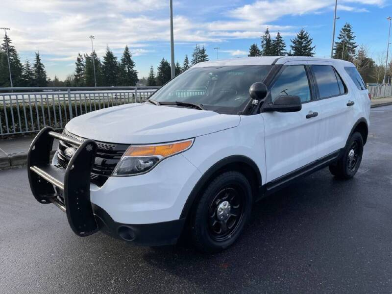 2013 Ford Explorer for sale at Washington Auto Loan House in Seattle WA