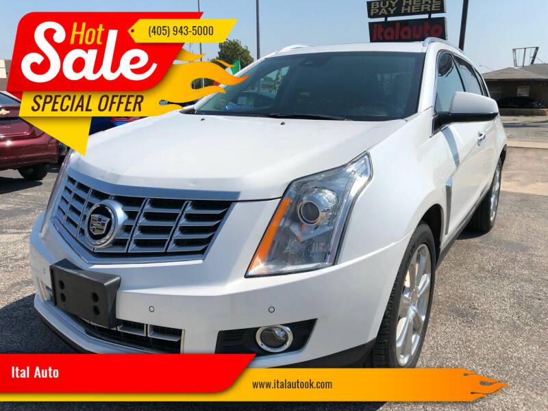 2016 Cadillac SRX for sale at Ital Auto in Oklahoma City OK