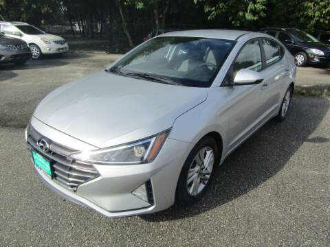 2019 Hyundai Elantra for sale at S & T Motors in Hernando FL