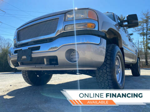 2005 GMC Sierra 2500HD for sale at Prime One Inc in Walkertown NC