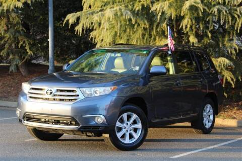 2012 Toyota Highlander for sale at Quality Auto in Manassas VA
