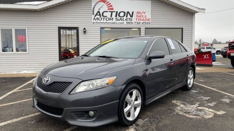 2011 Toyota Camry for sale at Action Motor Sales in Gaylord MI