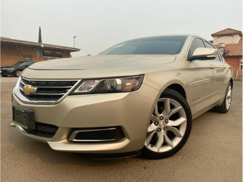 2014 Chevrolet Impala for sale at MADERA CAR CONNECTION in Madera CA