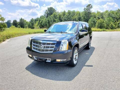 2011 Cadillac Escalade ESV for sale at Apex Autos Inc. in Fredericksburg VA