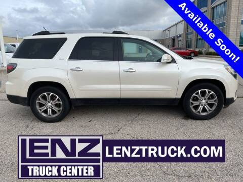 2014 GMC Acadia for sale at Lenz Auto - Coming Soon in Fond Du Lac WI