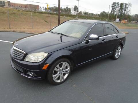 2008 Mercedes-Benz C-Class for sale at Atlanta Auto Max in Norcross GA