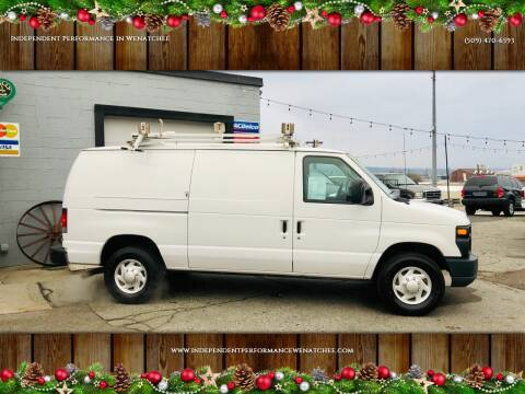 2011 Ford E-Series Cargo for sale at Independent Performance Sales & Service in Wenatchee WA