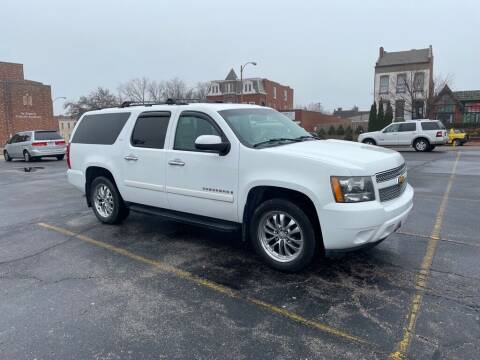 2007 Chevrolet Suburban for sale at DC Auto Sales Inc in Saint Louis MO