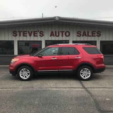 2011 Ford Explorer for sale at STEVE'S AUTO SALES INC in Scottsbluff NE
