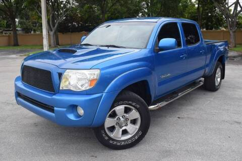 2008 Toyota Tacoma for sale at Easy Deal Auto Brokers in Hollywood FL