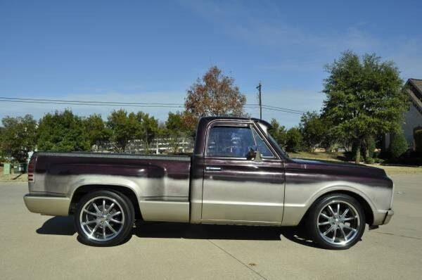 1969 Chevrolet C/K 10 Series for sale at Mr. Old Car in Dallas TX