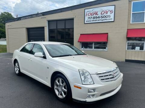 2007 Cadillac STS for sale at I-Deal Cars LLC in York PA