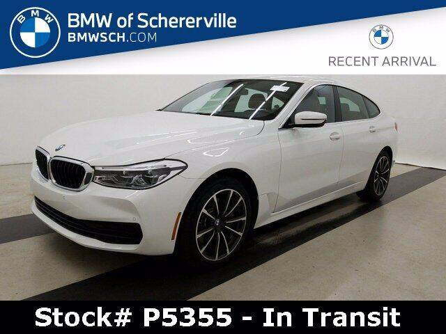 2019 BMW 6 Series for sale at BMW of Schererville in Shererville IN