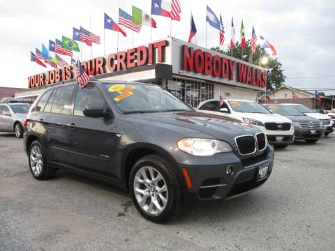 2012 BMW X5 for sale at Giant Auto Mart 2 in Houston TX