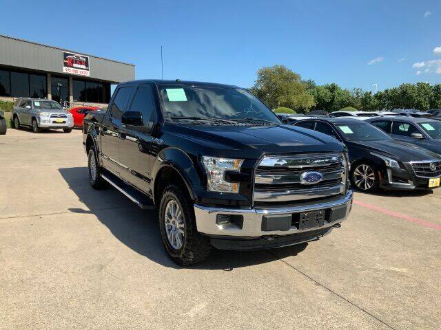 2016 Ford F-150 for sale at KIAN MOTORS INC in Plano TX