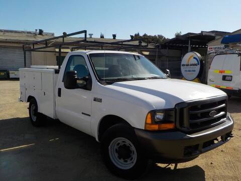 2000 Ford F-250 Super Duty for sale at Royal Motor in San Leandro CA