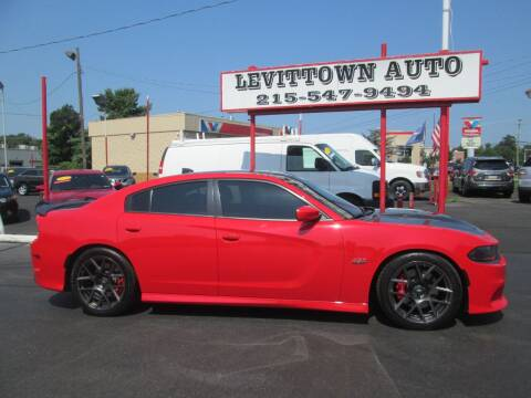 2016 Dodge Charger for sale at Levittown Auto in Levittown PA
