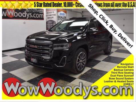 2020 GMC Acadia for sale at WOODY'S AUTOMOTIVE GROUP in Chillicothe MO