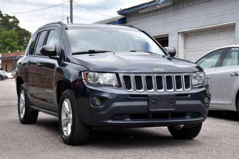 2015 Jeep Compass for sale at Wheel Deal Auto Sales LLC in Norfolk VA