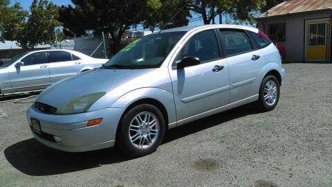 2004 Ford Focus for sale at Larry's Auto Sales Inc. in Fresno CA