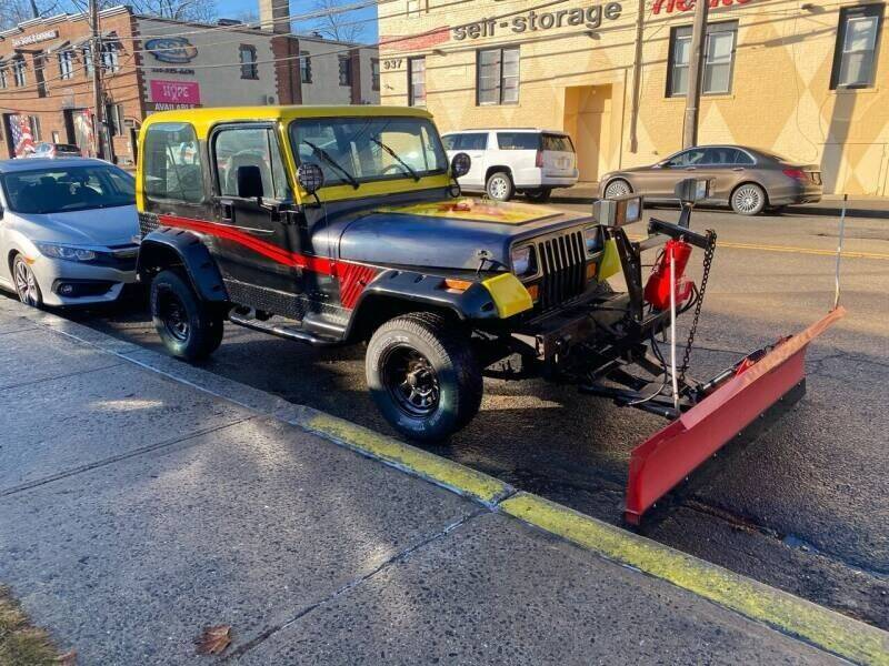 1994 Jeep Wrangler for sale at Deleon Mich Auto Sales in Yonkers NY
