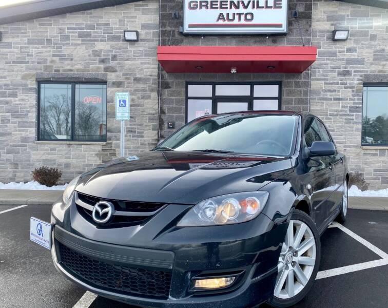 2008 Mazda MAZDASPEED3 for sale at GREENVILLE AUTO in Greenville WI