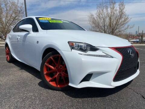 2014 Lexus IS 250 for sale at UNITED Automotive in Denver CO