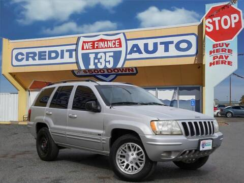 2003 Jeep Grand Cherokee for sale at Buy Here Pay Here Lawton.com in Lawton OK