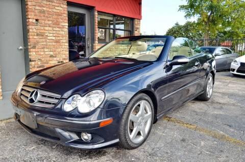 2008 Mercedes-Benz CLK for sale at ALWAYSSOLD123 INC in North Miami Beach FL