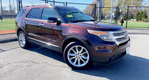 2012 Ford Explorer for sale at Maxima Auto Sales in Malden MA