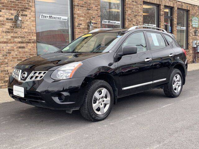 2015 Nissan Rogue Select for sale at The King of Credit in Clifton Park NY