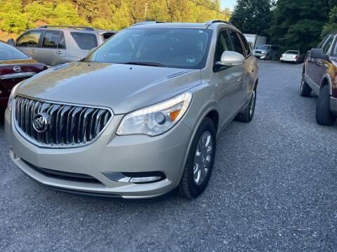 2014 Buick Enclave for sale at JM Auto Sales in Shenandoah PA
