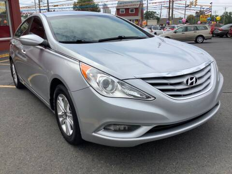 2013 Hyundai Sonata for sale at Active Auto Sales in Hatboro PA